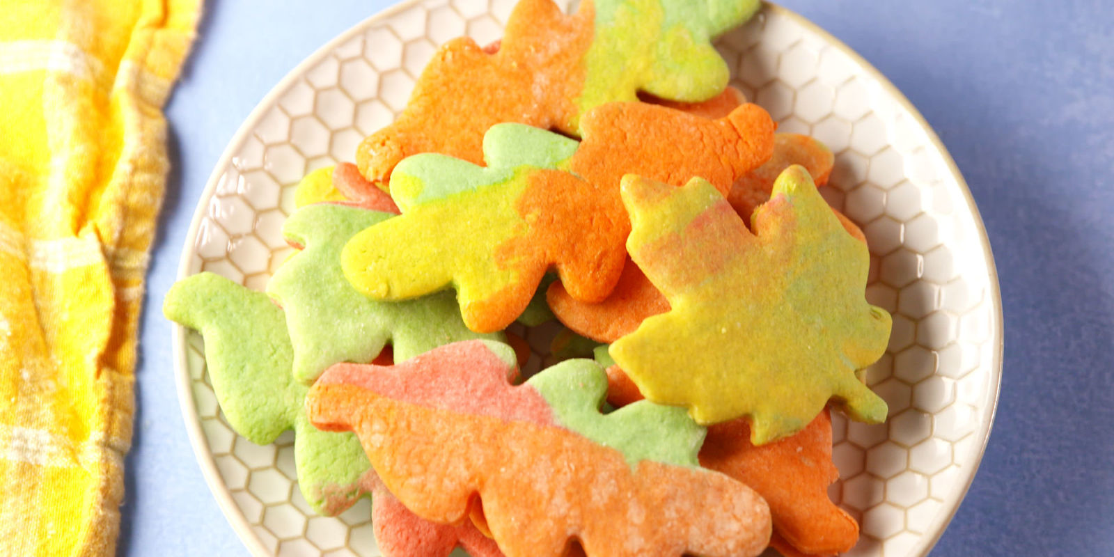 super easy leaf cookies 23 festive thanksgiving cookies 5526